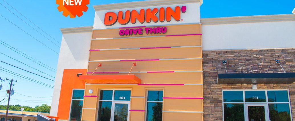 Dunkin Donuts Hurst