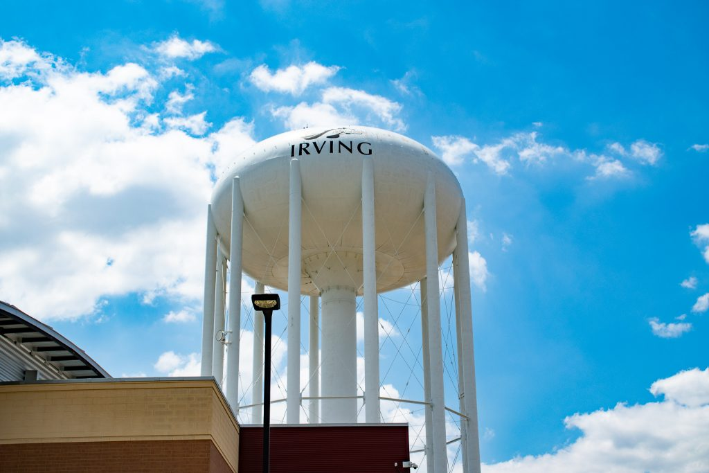 Irving Water Tower