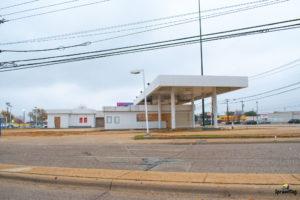 Closed Shell in Dallas Texas