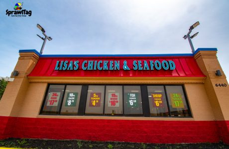New Lisa's Chicken In Fort Worth