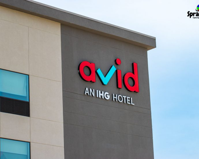 New Avid Hotel In Fort Worth Texas