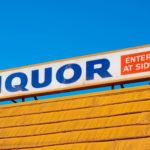 Closed Liquor Store