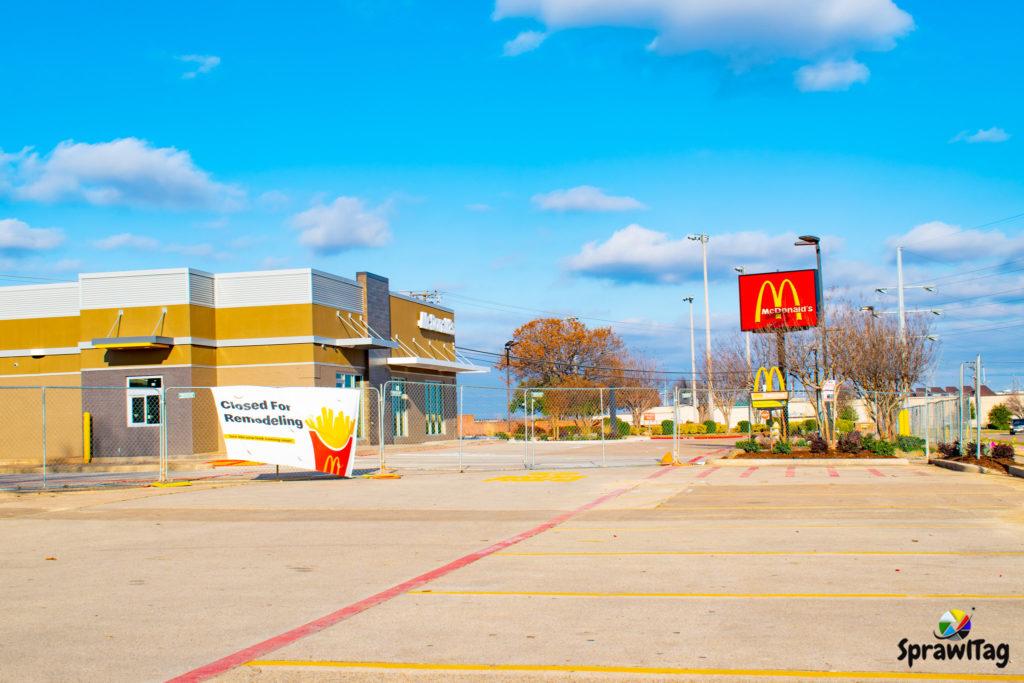 Plano McDonald's