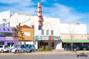 Texas Theater Oak Cliff