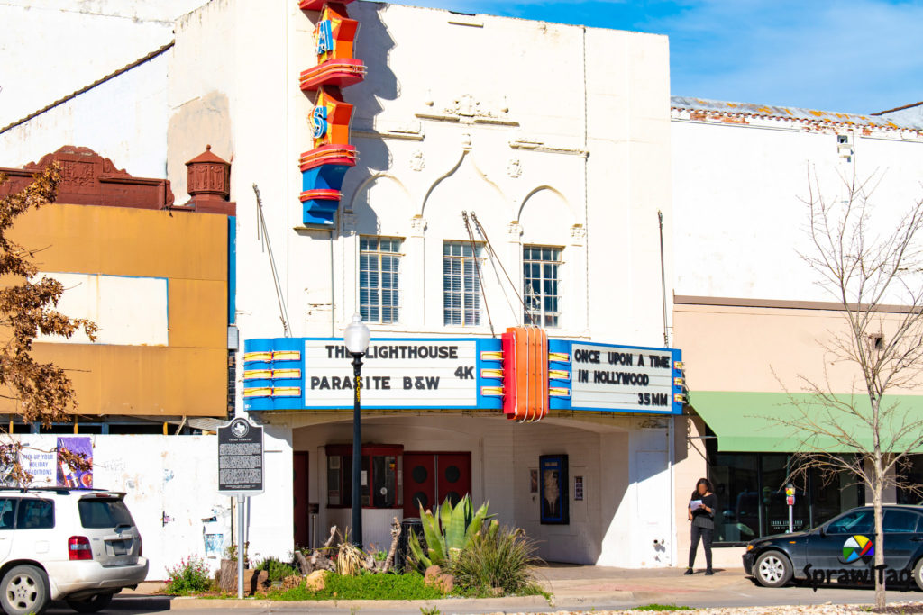 Texas Theater Oak Cliff