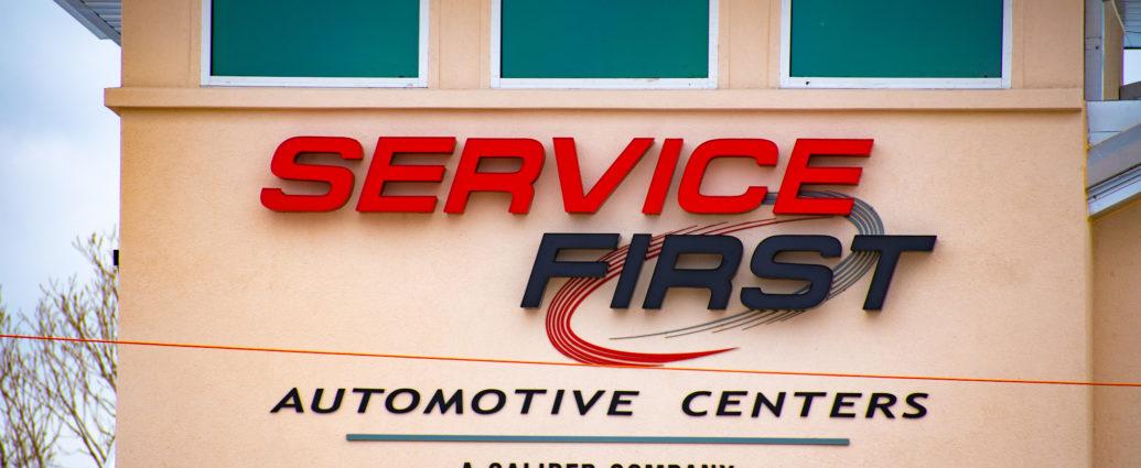 Service First