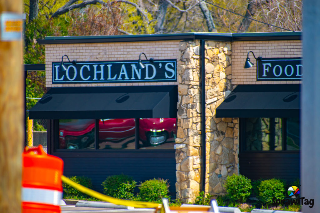 Lochland's Food and Spirits