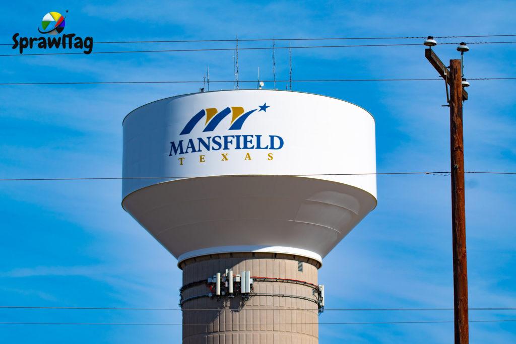Mansfield Water Tank