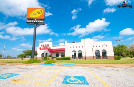 Closed Restaurant in Lewisville