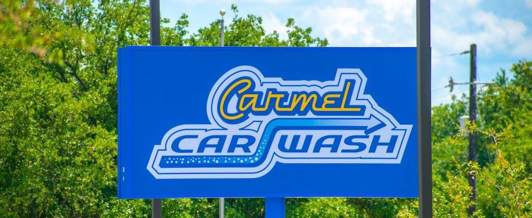 Carmel Car Wash in Euless