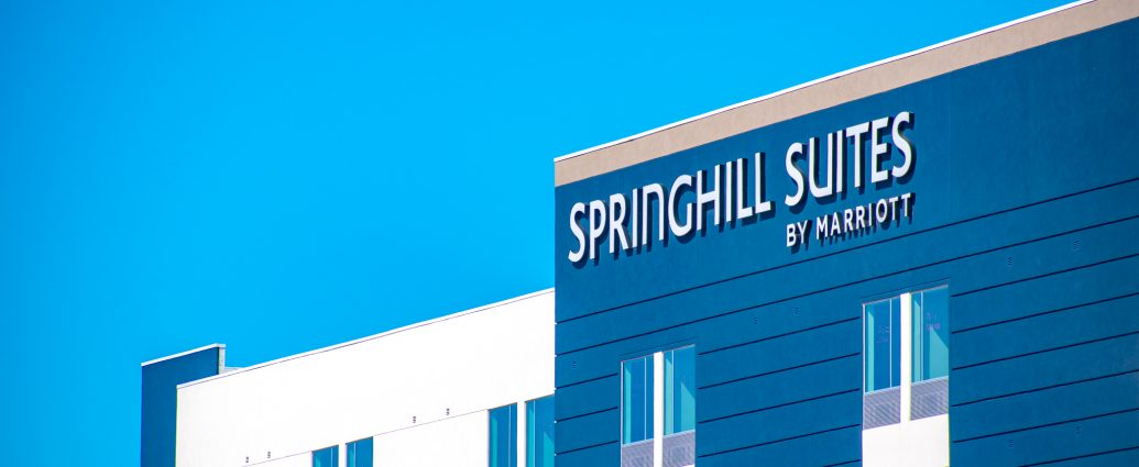 Springhill Suites by Marriot Fort Worth
