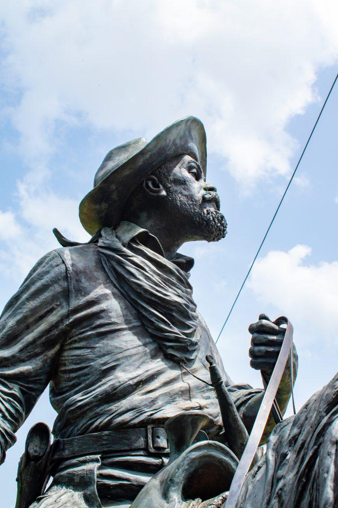 Branding the Brazos Sculptures