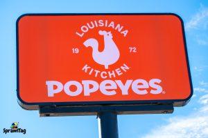 Popeyes in Richardson