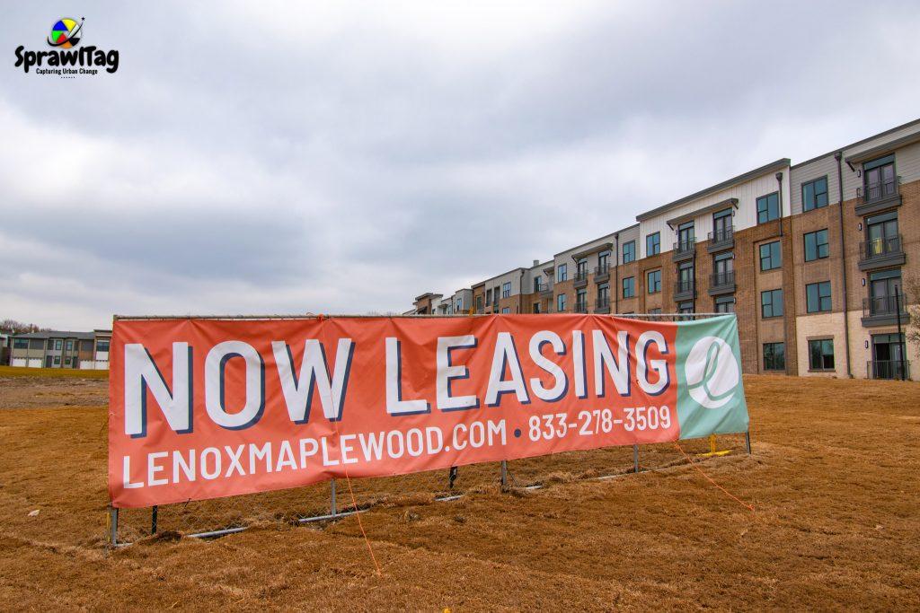 Lenox Maplewood Now Leasing