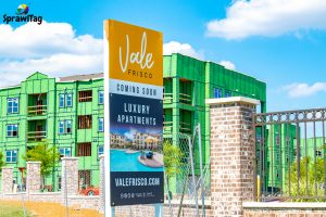 Vale Frisco Apartments in Frisco Texas