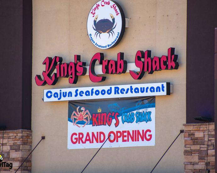 King's Crab Shack restaurant