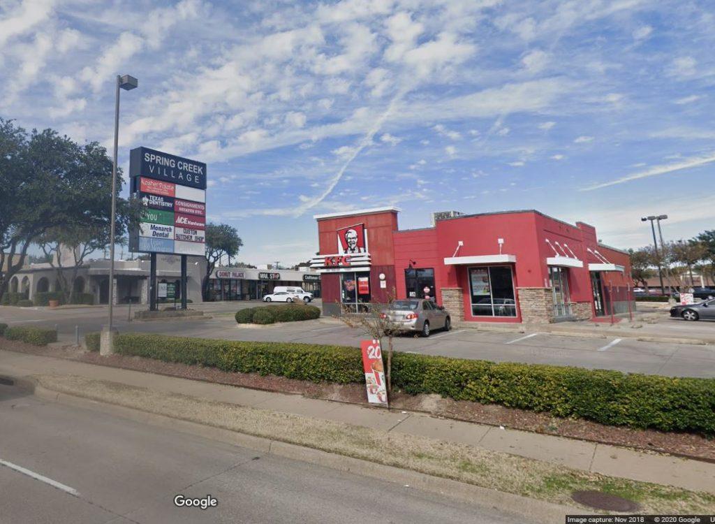 Former KFC Dallas