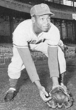 Ernie Banks Born in Dallas