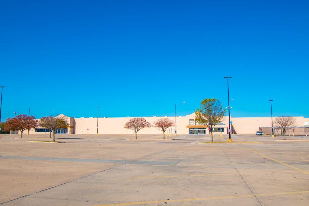 Closed Redbird Walmart