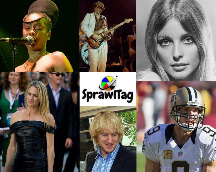 Famous People Born In Dallas