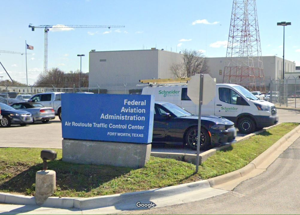Fort Worth Air Route Traffic Control Center