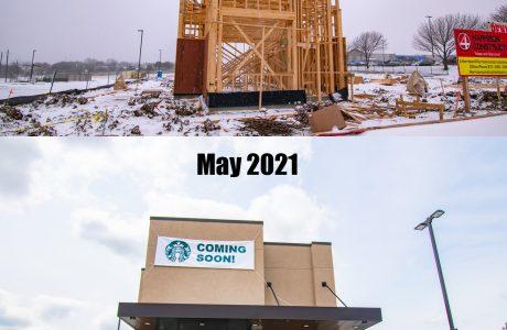 New Irving Texas Starbucks