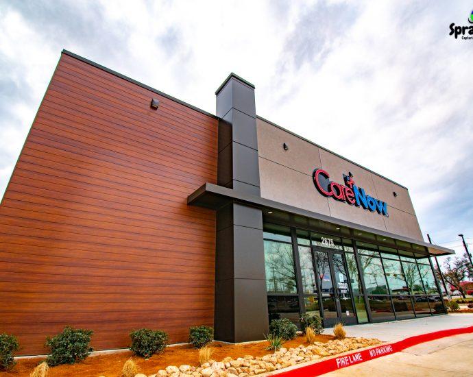 New! CareNow Urgent Care in Irving Texas