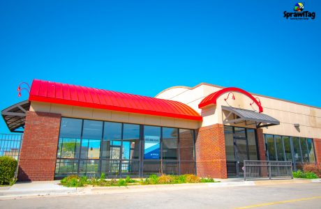 Closed! Chick-fil-A Restaurant In Plano Texas