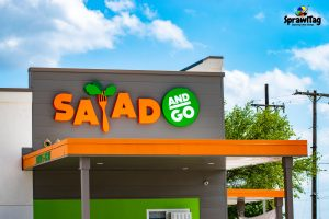 Plano's new Salad and Go