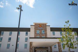 New Comfort Inn in Euless Texas
