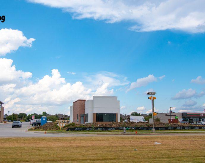 New Fort Worth Popeyes
